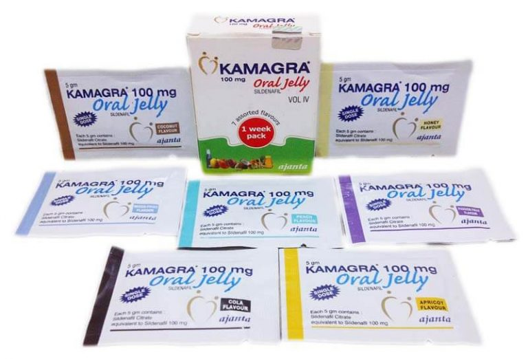 kamagra features of action